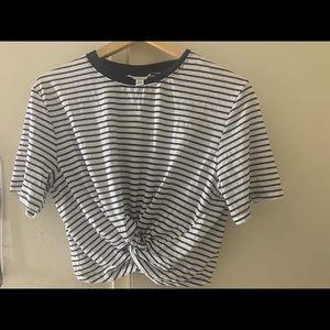 Topshop Crop t-shirt